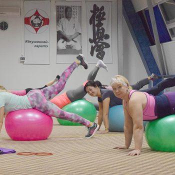 комплекс упражнений для похудения павлодар